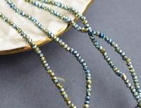 Ронделі скляні 1.8*2.4мм, N107
