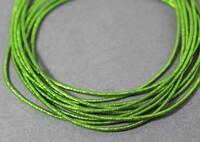 Канітель пружна N16 1.25мм 5г Зелений Яблучний