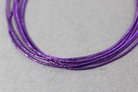 Канітель пружна N06 1.2мм 5г Фіолетова
