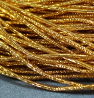 Канітель пружна N20 1.25мм 5г Медовий