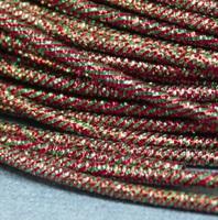 Канітель пружна Mix N25 1.7мм 5г Червоний+Зелений