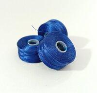 Нитка для бісеру C-Lon size AA Royal Blue