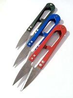 Ножиці швейні для обрізки ниток, металеві 11см