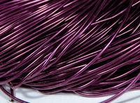 Канітель м'яка гладка Violet 1мм 5г