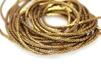 Канітель фігурна Antique Gold 1.5mm